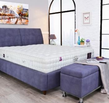 Yumuşak yatak tercih edenler için tasarlanmış, lavanta kokulu, paket yaylı bir yataktır.