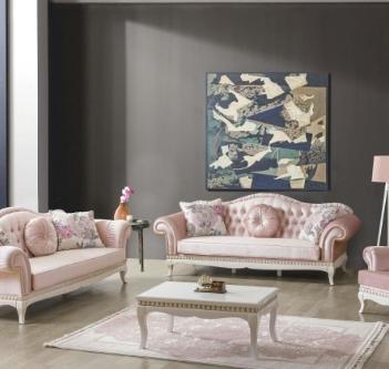 Estetik formu ve renkleri ile salonunuza harika bir hava katacak