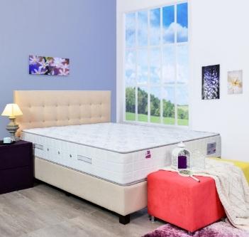 Full ortopedi ve ultra konforu bir arada tercih edenler için tasarlanmış bir yataktır.